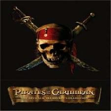 Pirates Of The Caribbean Soundtrack Treasures Collection