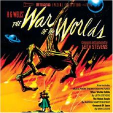 War Of The Worlds, The / When Worlds Collide / The Naked Jungle / Conquest Of Space