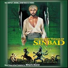 The Golden Voyage Of Sinbad (re-recording)